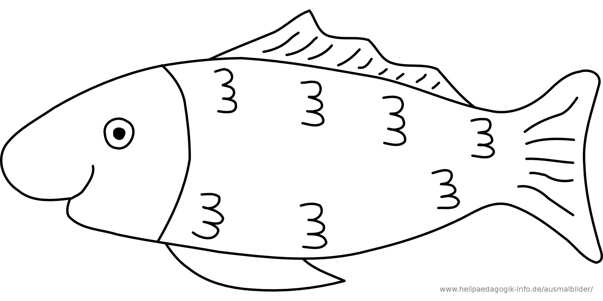 Niedlich Malvorlagen Fisch Fotos - Malvorlagen Von Tieren - ngadi.info